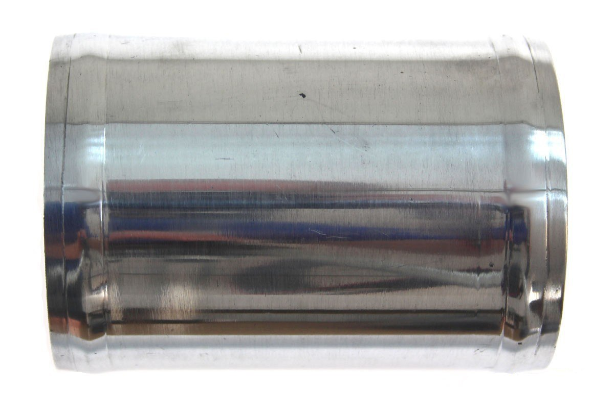 Rura aluminiowa 0st 70mm 10cm - GRUBYGARAGE - Sklep Tuningowy